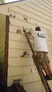 Exterior Repaint in North Kansas City