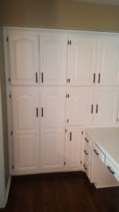 Kitchen Cabinets Painted - Kansas City Painters