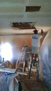 Ceiling Repair Popcorn Removal North KC