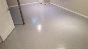 Epoxy Floor Basement North Kansas City