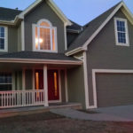 North Kansas City Exterior Painting