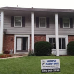 Kansas City Exterior Painting