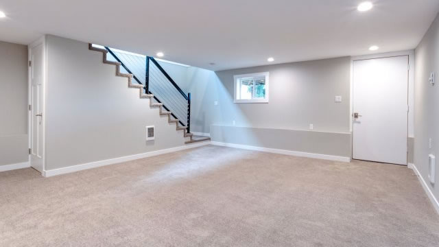 Finish Your Basement - Basement Remodeling