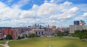 Kansas City Skyline - Kansas City Contractors